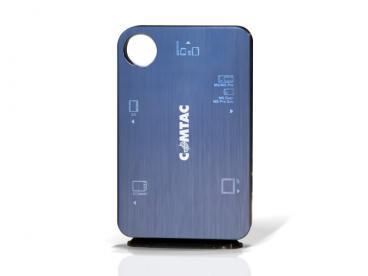 Leitor de Cartões Compact Flash USB 2.0 Ultra Slim Comtac  9160