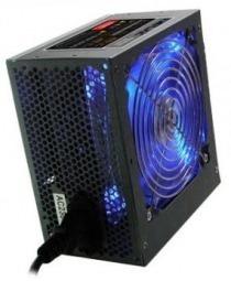 Fonte Atx 420w 24p High Power Mymax Neon Azul