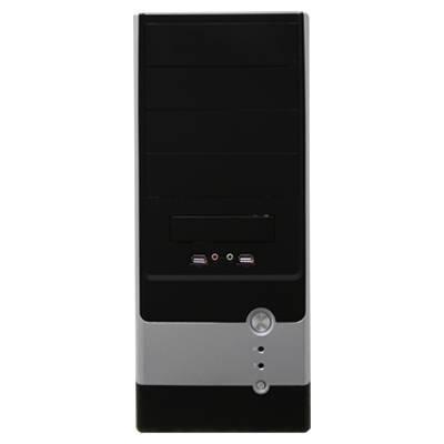 GAB ATX 4 BAIAS 230W 24P 2 SATA USB/AUDIO PRETO MCA 45M8102/BKSL