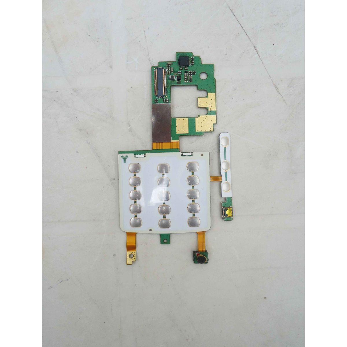 Placa Logica c/ Teclado LG Shine ME-970D SPCY0088201-1.4