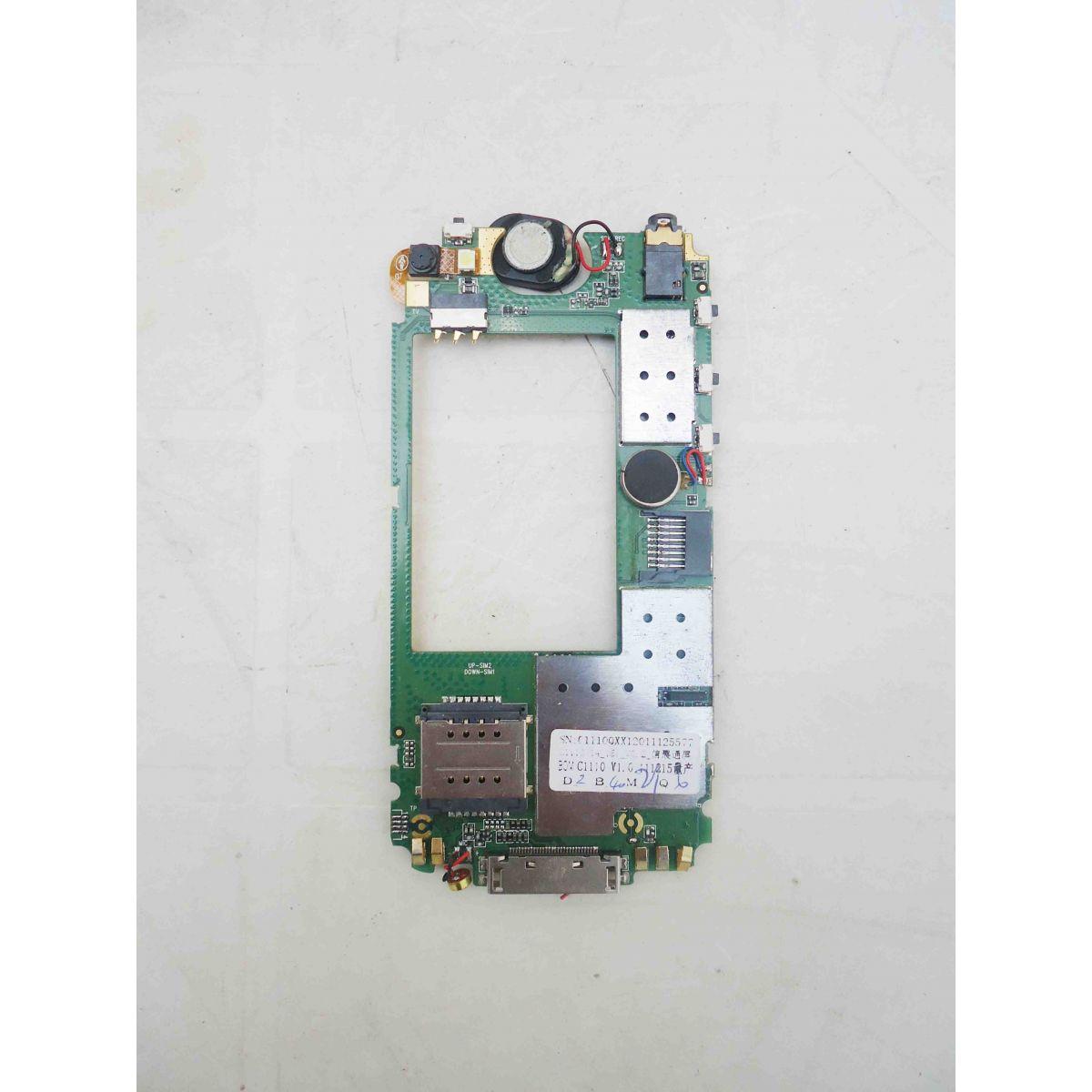 Placa Logica Smartphone Hiphone 4 C1110-MB_REV1.0-111125