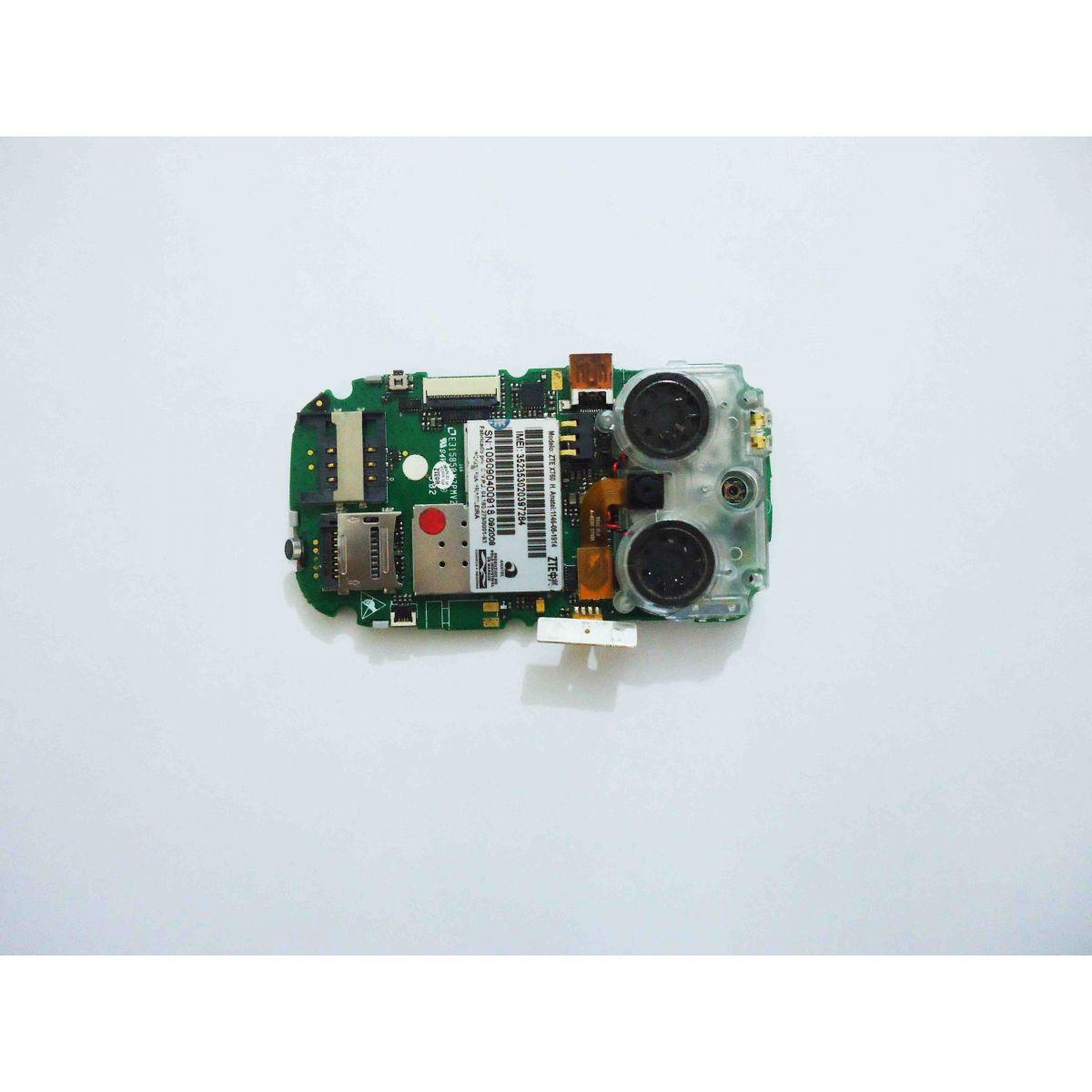 Placa Logica Celular ZTE X760