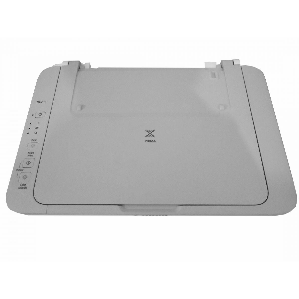 Scanner c/ Painel Impressora Canon PIXMA MG2410 (semi novo)