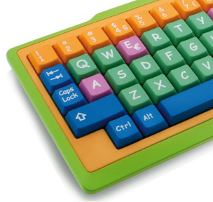 TECLADO USB KIDS MULTILASER TC045