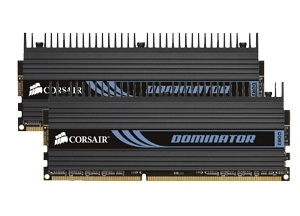Corsair Dominator PC10666 RAM - 2B DDR3, 1333MHz TW3X4G1333C9D