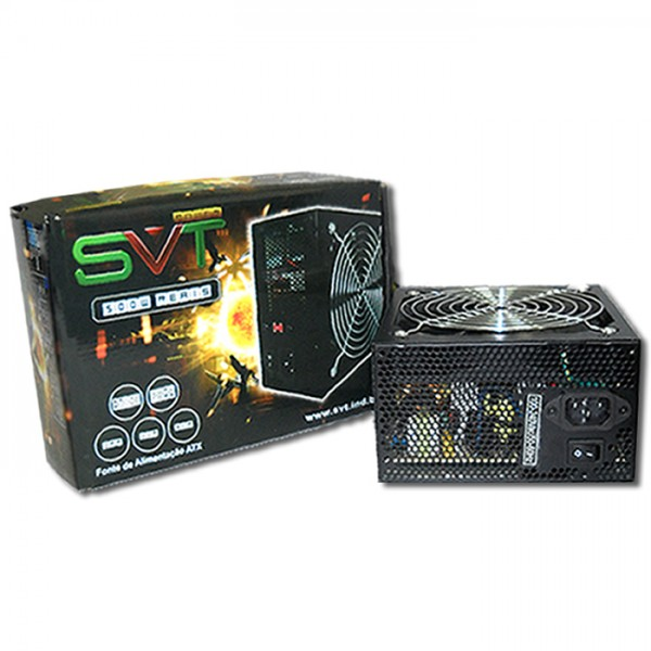 Fonte SVT ATX Power 500W Passivo 967449