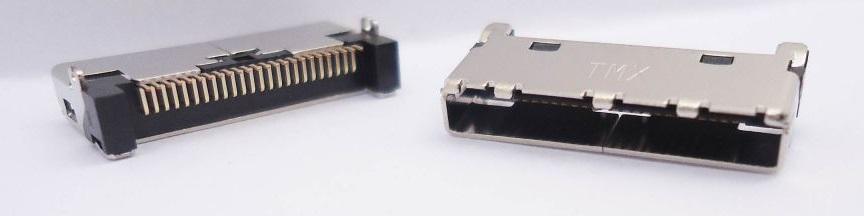 Conector Jack de Carga 24 Pin Tablet