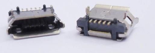 Conector Jack de Carga Micro USB Tablet