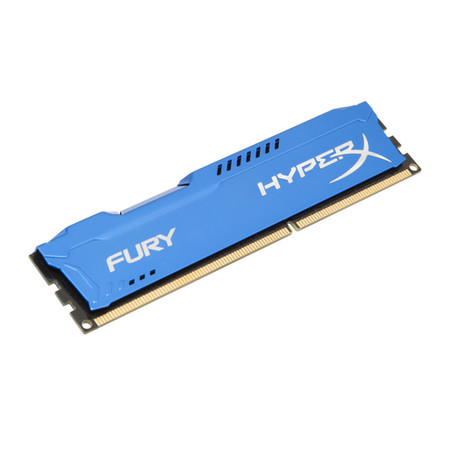 Memória Kingston HyperX FURY 8GB 1600MHz DDR3 HX316C10F/8
