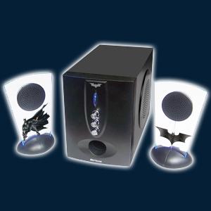 Caixa de Som 2.1 The Dark Knight