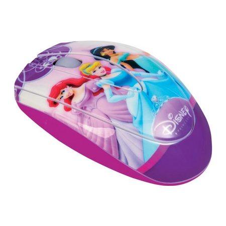 Mouse Óptico Princesas 800 Cpi Clone 06229