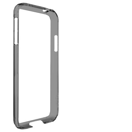 Bumper Case Galaxy S4 Preto Transparente