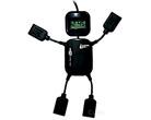 Hub USB Hub-Boy com 4 portas - Leadership 0269 Preto
