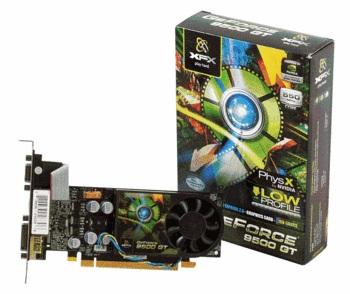 Placa de Vídeo GeForce 9500GT 1GB - XFX (PV-T95G-ZAFG)
