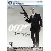 Jogo p/ PC 007: Quantum of Solace Dvd Original Mídia Física