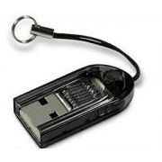 Mini Leitor Usb De Cartão Micro Sd - Multilaser
