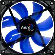 Cooler Lightning 14CM Blue LED Fan AeroCool