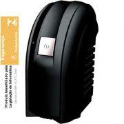 Estabilizador 110v 300Va 4 Tomadas Mono Micro Ts Shara 244 - Preto