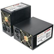 Fonte Thermaltake 430W Real Black dual fan 80mm OEM