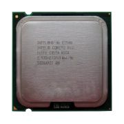 Processador Desktop Intel Socket 775 Core 2 Duo E7500 2.93Ghz SLGTE (Semi Novo)