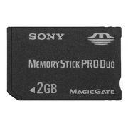 Cartão de Memória Pro Duo 2GB S/ Adaptador