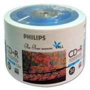 CD-R PHILIPS 700MB PINO C/ 50