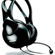 Fone de Ouvido Headset Philips Preto - SHM1900/00