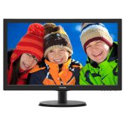 Monitor Philips Widescreen Led 21.5 Polegadas HDMI - 223V5LHSB2