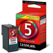 Cartucho Lexmark Nº 5 Color