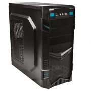 Gabinete C3 Tech Gamer MT-G100 BK S/ Fonte