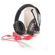 Fone de Ouvido Gamer C/ Microfone Feasso FONE-160