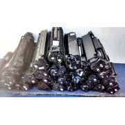 Kit c/  20 Toners Vazios HP 435 436 285 278 283 e Outros