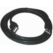 Cabo Extensor USB 2.0 3,00 mts Feasso JCE3