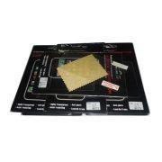 Kit  8 Películas Protetora de Tela Plastico L7