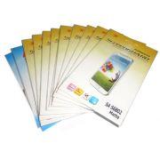 Kit 17 Películas Protetora de Tela Plástico Samsung Galaxy S6802