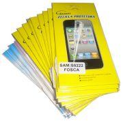 Kit 15 Películas Plastico Samsung Galaxy S5222
