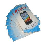 Lote 10 Películas Plástico Motorola Atrix  XT687