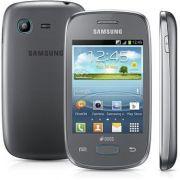 Celular Samsung Galaxy Pocket Neo S5310 Android 4.1 Prata Semi Novo