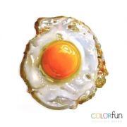 Mousepad ColorFun - Ovo Frito