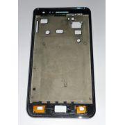 Carcaça Chassi C/ Aro Samsung Galaxy S2 GT-i9100 Semi Nova  - Prata
