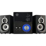 Caixa de Som C3 Tech Amplificada 2.1 SP-232 BK - Preta