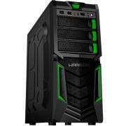 Gabinete Gamer Multilaser Warrior GA139 - Preto
