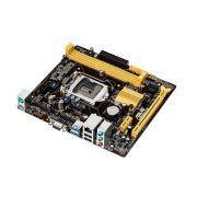 Placa Mãe Asus Intel LGA 1150 MATX H81M-CS/BR 2xDDR3 VGA USB 3.0 SATA6GB/s Serial Paralela Rede Gigabit