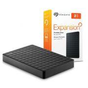 HD Externo Seagate  2TB Portátil Expansion USB 3.0 STEA2000400