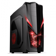 Gabinete Gamer New Shark Mymax Preto C/ USB 3.0 - MCA-FC-E29A