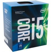 Processador Intel Core i5-7400 Kaby Lake 7º Geração Cache 6MB 3.0Ghz  LGA 1151 Intel HD Graphics - BX80677I57400