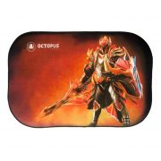 Mousepad Gamer Grande Octopus Giant Fire Knight 45x30cm 2-0104-559