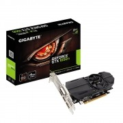 Placa de Vídeo VGA NVIDIA GIGABYTE GEFORCE GTX 1050 TI 4GB OC Low Profile DDR5 GV-N105TOC-4GL