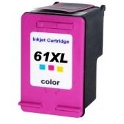 Cartucho de Tinta Compatível HP 61XL 61 Colorido 15ml