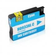 Cartucho de Tinta Compatível com HP 933 933XL Ciano 13ml